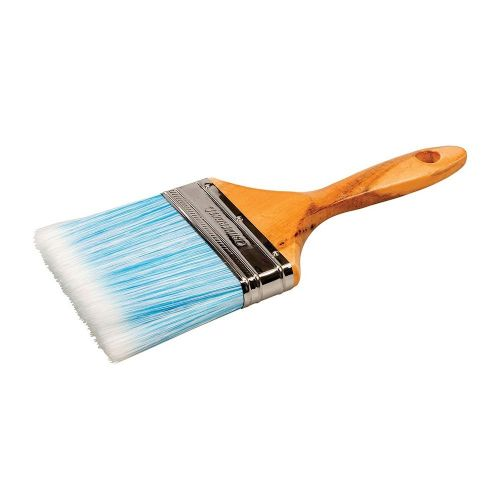 Silverline 508818 Synthetic Bristle Paint Brush 100mm